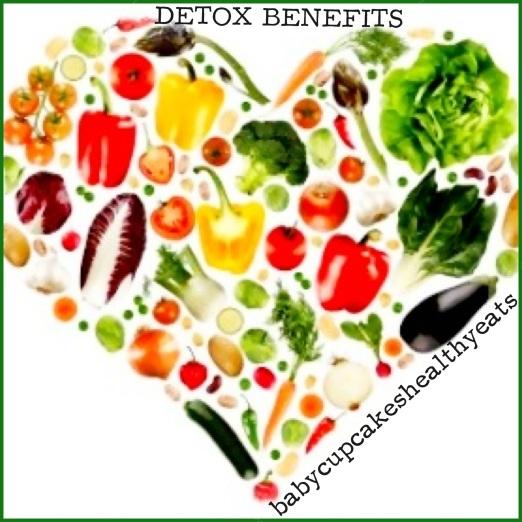 Detox - Babycupcakes Healthy Eats